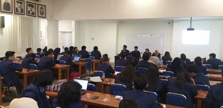 Mewujudkan Integritas dan Koordinasi yang Harmonis, BEM FH UNAIR Mengadakan Rapat Kerja Rutin Bersama BLM FH dan BSO